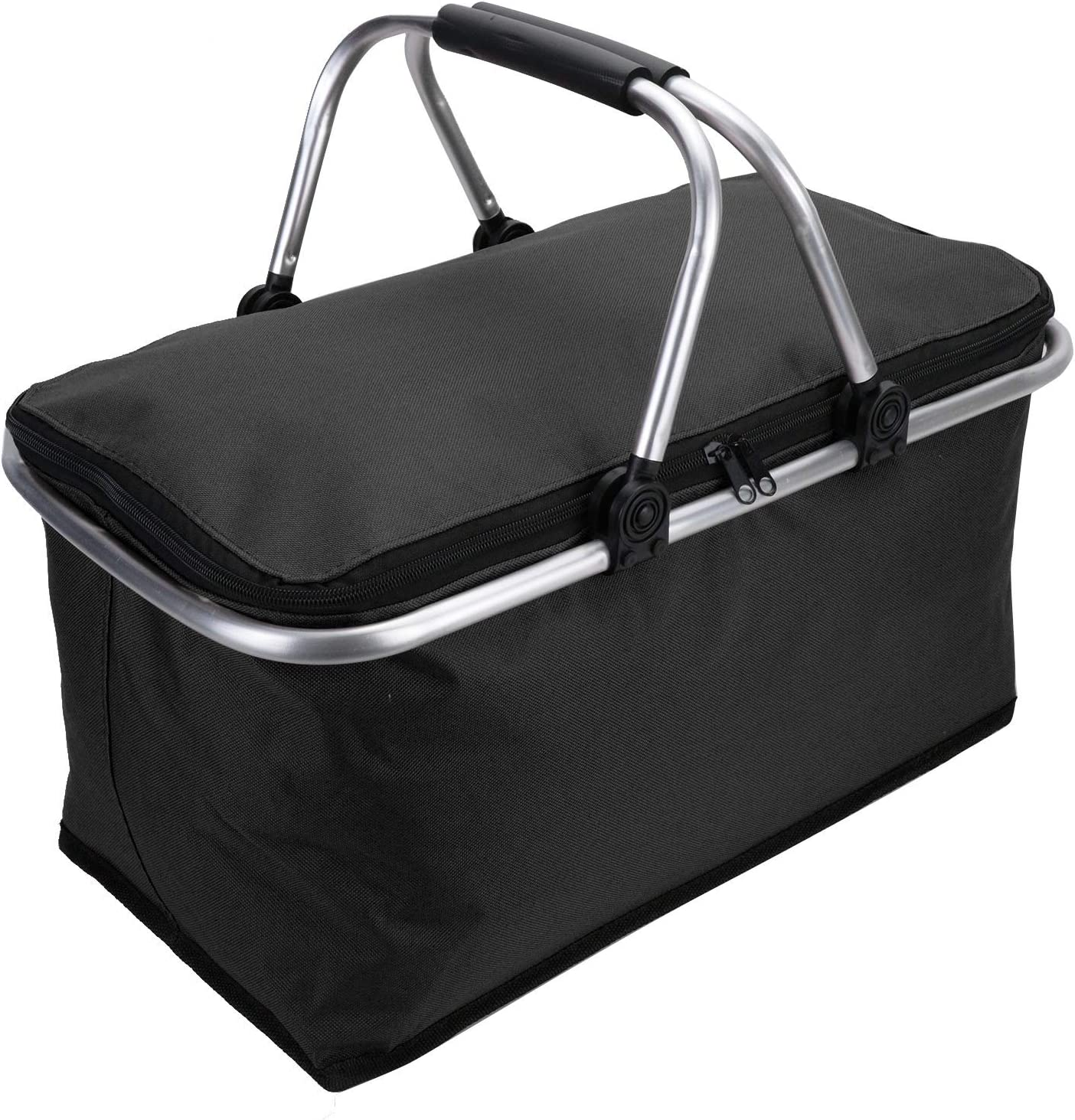 YORKING Cooler Bag Extra Large 30L Insulated Cooler Cool Bag Box for Pinic Camping Hiking Beach Day Trip