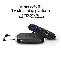 Deals on Roku Ultra 4670R 4K Streaming Media Player