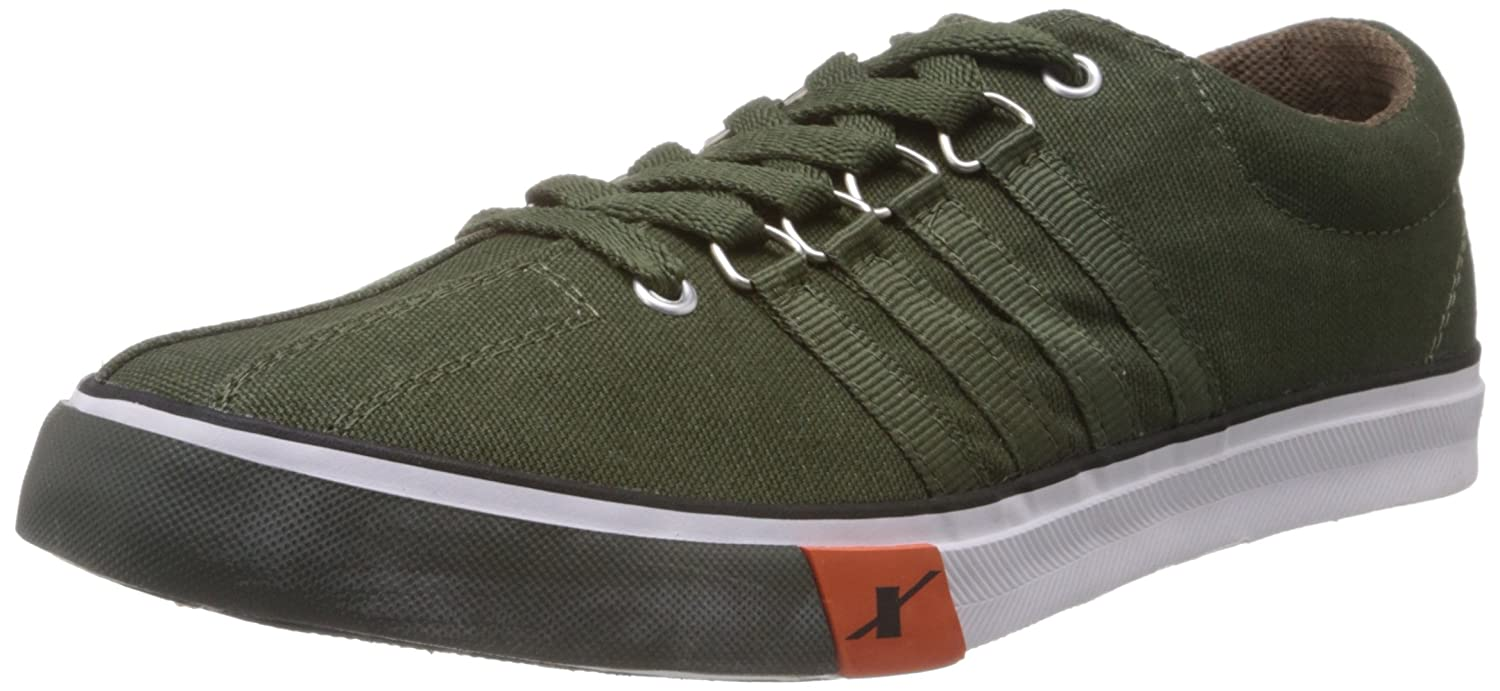 newest 797ac 52c4c Sparx Men s Canvas Sneakers  Buy Online at Low Prices in India - Amazon.in