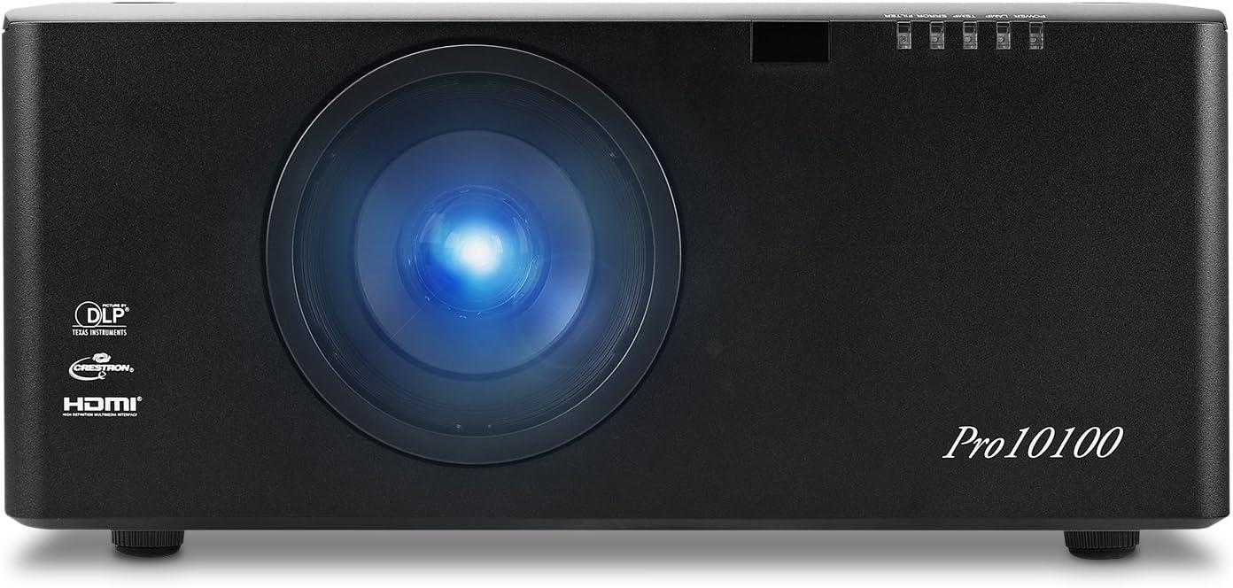ViewSonic PRO10100 XGA 3D DLP Home Theater Projector