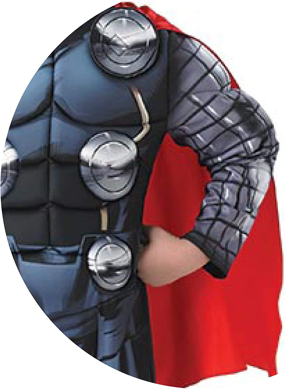 Avengers - Disfraz de Thor Deluxe para niño, 5-6 años (Rubies ...