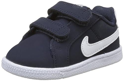 brand new e1db1 a0d42 Nike Court Royale (TDV), Pantofole Unisex - Bimbi 0-24: Amazon.it ...