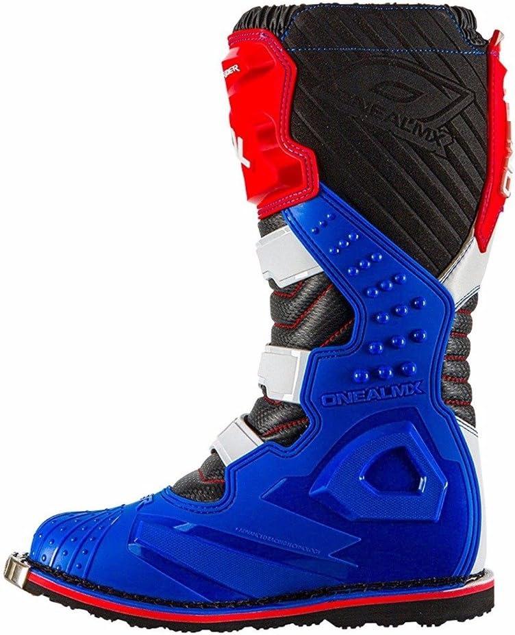 ONeal Rider Bottes Bottes Moto Adulte MX Motocross Enduro Quad Hors Route Course Armor Bottes de Sport