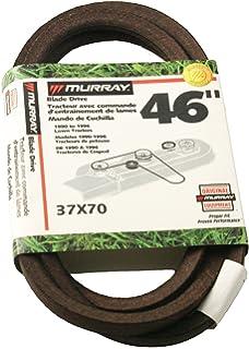Amazon.com : Murray 38-Inch Lawn Mower Blade Belt 97-present 37X86MA on