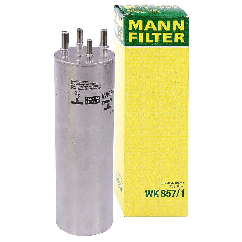 Mann+Hummel WK8571 Filtro del carburante