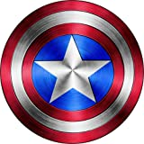 "Captain America Shield Vinyl Sticker Decal *SIZES* (4"" x 4"")"