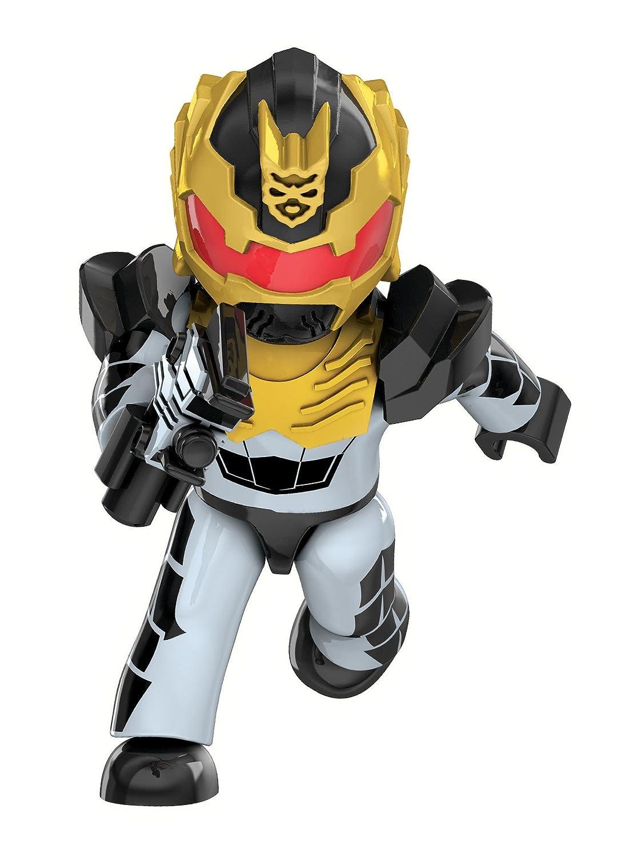 Amazon.com: Mega Bloks Power Rangers Megaforce Gosei Grand Megazord ...