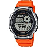 Casio Collection - Montre Homme Digital avec Bracelet en Résine - AE-1000W