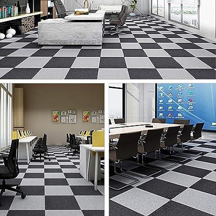 Quaanti Tiles Office Carpet Foam Tiles Mosaic Puzzle Floor Rug Mats Kids Playmat Bedside Carpet for
