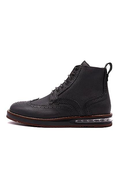 7cd53691f21 Barleycorn - Zapatos de cordones para hombre gris Size  42  Amazon.es   Zapatos y complementos