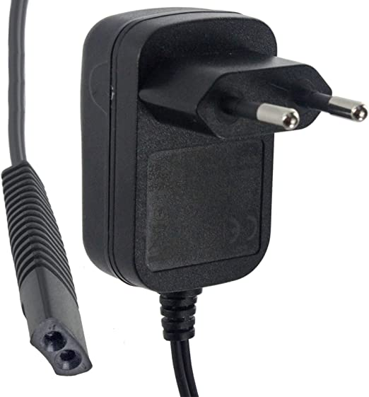Tipo 5760 Cargador Cable & UE 2 Pin Enchufe para Afeitadora Braun WaterFlex WF2s: Amazon.es: Hogar