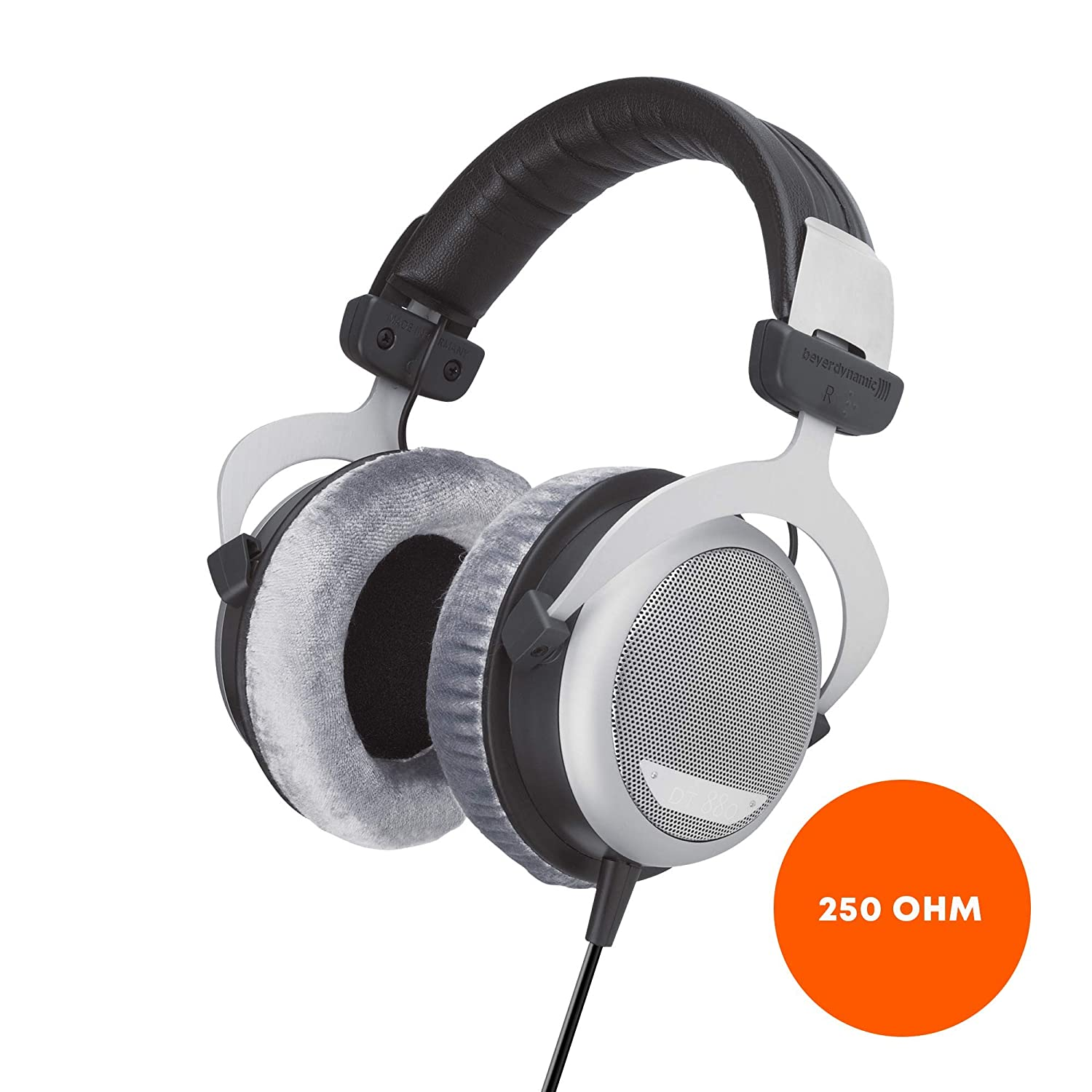 High End Headphones >> Beyerdynamic Dt 880 Premium Edition 250 Ohm Over Ear Stereo Headphones Semi Open Design Wired High End For The Stereo System
