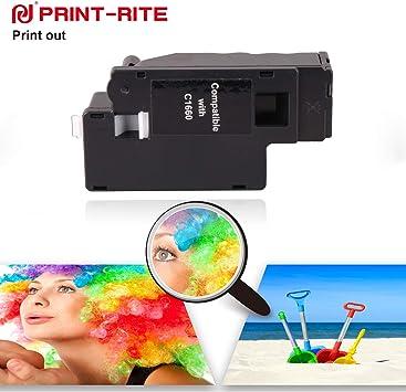 PRINT-RITE 332-0400 3320400 C1660 C 1660 DELL1660 Cartucho de ...