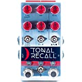Chase Bliss Tonal Recall Analog Delay Red Knob