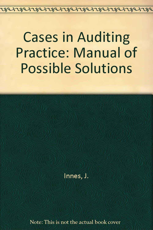 practice audit case solutions