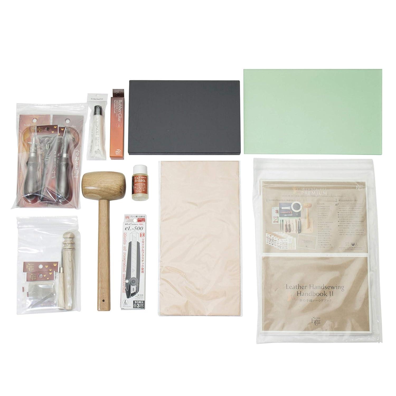 SEIWA 革手縫い工具 18点セット プレミアム レザークラフト用 工具 SWA31570 B079WRWJVK