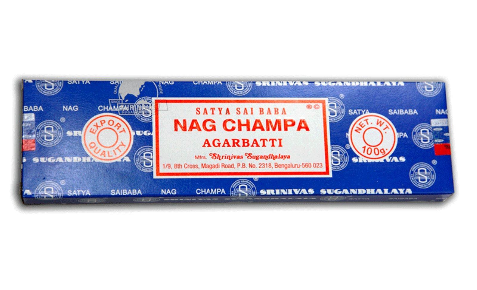Nag Champa Satya Sai Baba Incense Sticks (200 grams)