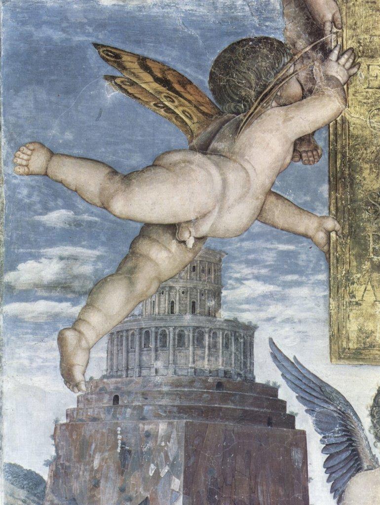 Lais Puzzle Andrea Mantegna - Tavola del culto, Indossata dai putti, putto 2000 Pezzi