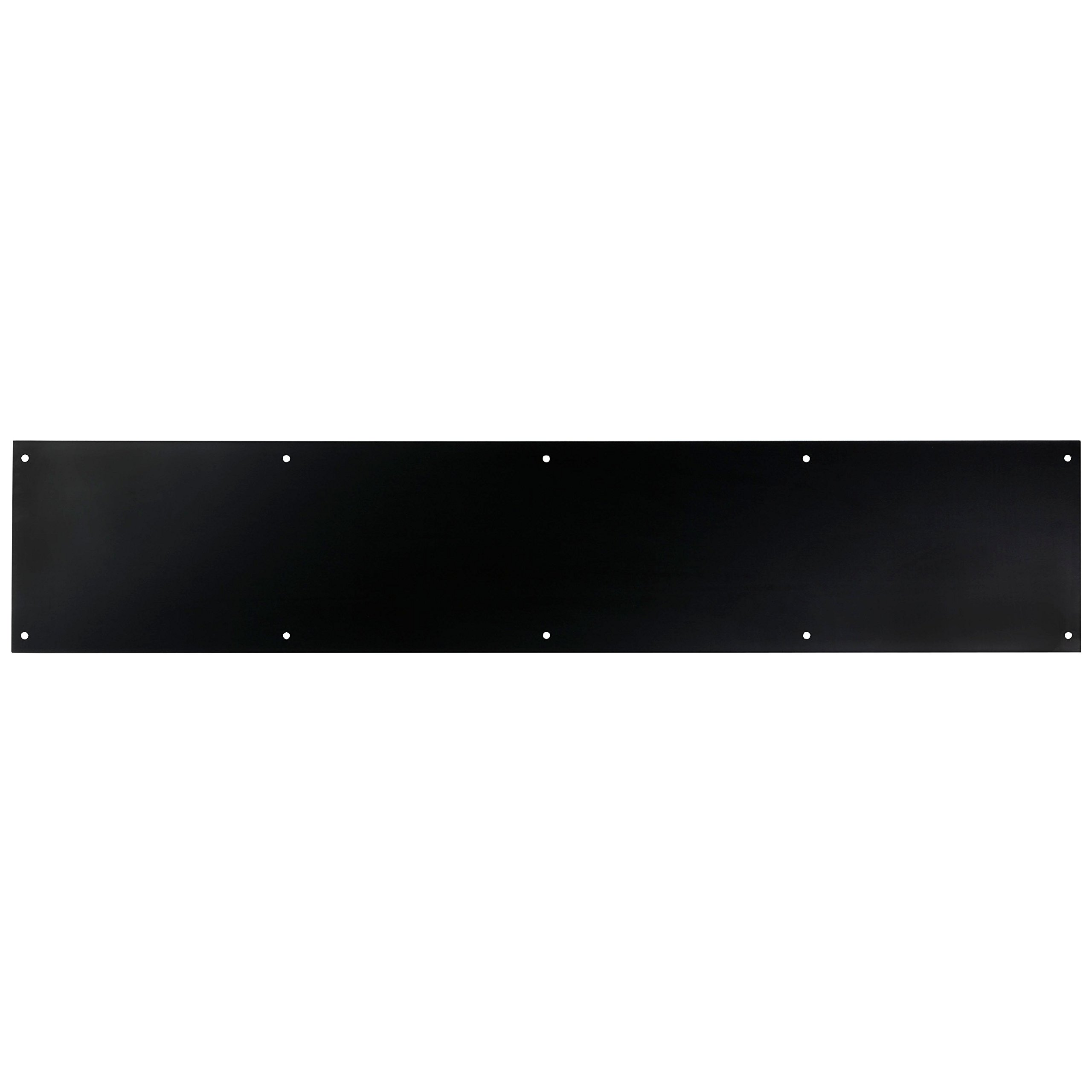 National Hardware N336-645 V1996 Kickplates in Oil Rubbed Bronze, 6'' x 30''