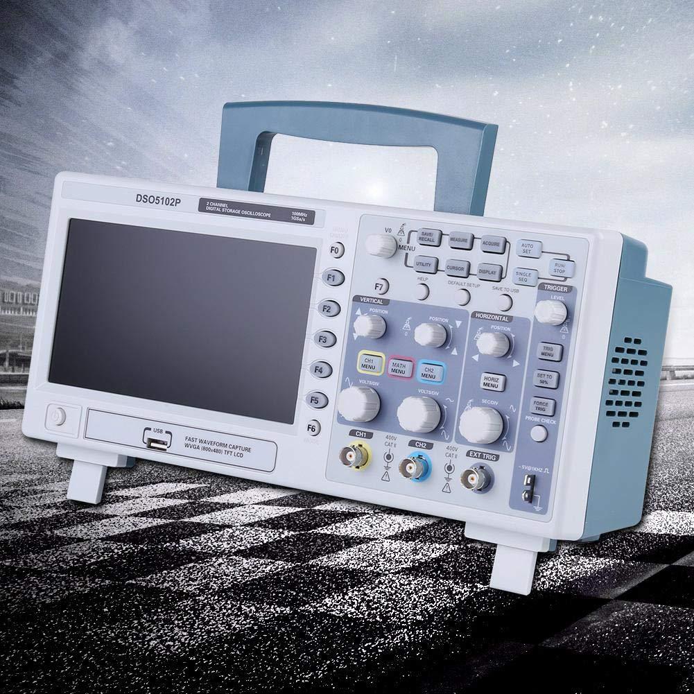6022BL PC USB Oszilloskop Digital 20 MHz Bandbreite 16 Kanäle Logikanalysator
