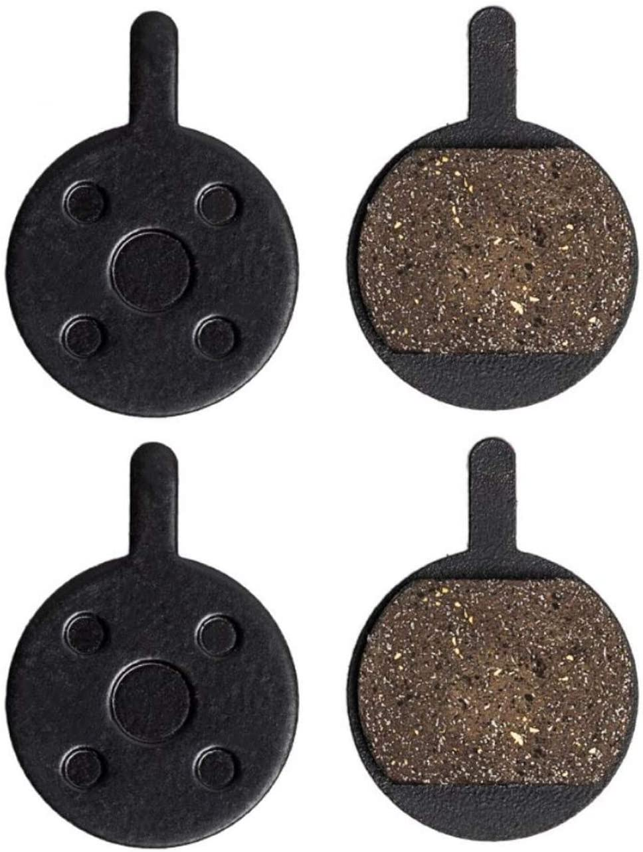 2 pares de pastillas de freno de bicicleta de monta/ña Para Promax DSK320 DSK400 DSK610J DSK50J DSK700 XNine para Promax DC400 DC610 DC610J MTB Pastillas de freno Pastillas de disco de bicicleta
