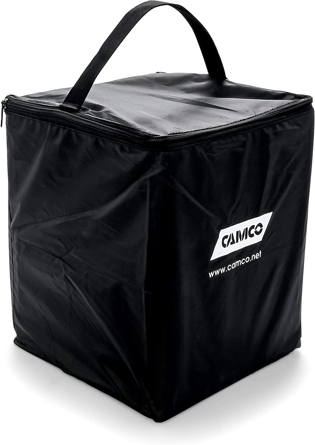 8-inch x 8-1//2-inch RV Leveling Blocks-Features a Sturdy Zipper Closure and Carrying Handle Camco Replacement Storage Bag Holds up to 44508 10