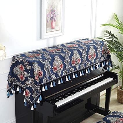 Cubierta para Piano Vestir Toalla Tabla Muebles Cubierta ...