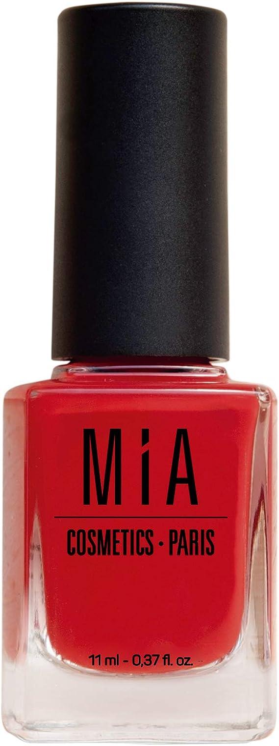 Image ofMIA Cosmetics-Paris, Esmalte de Uña (3713) Poppy Red - 11 ml