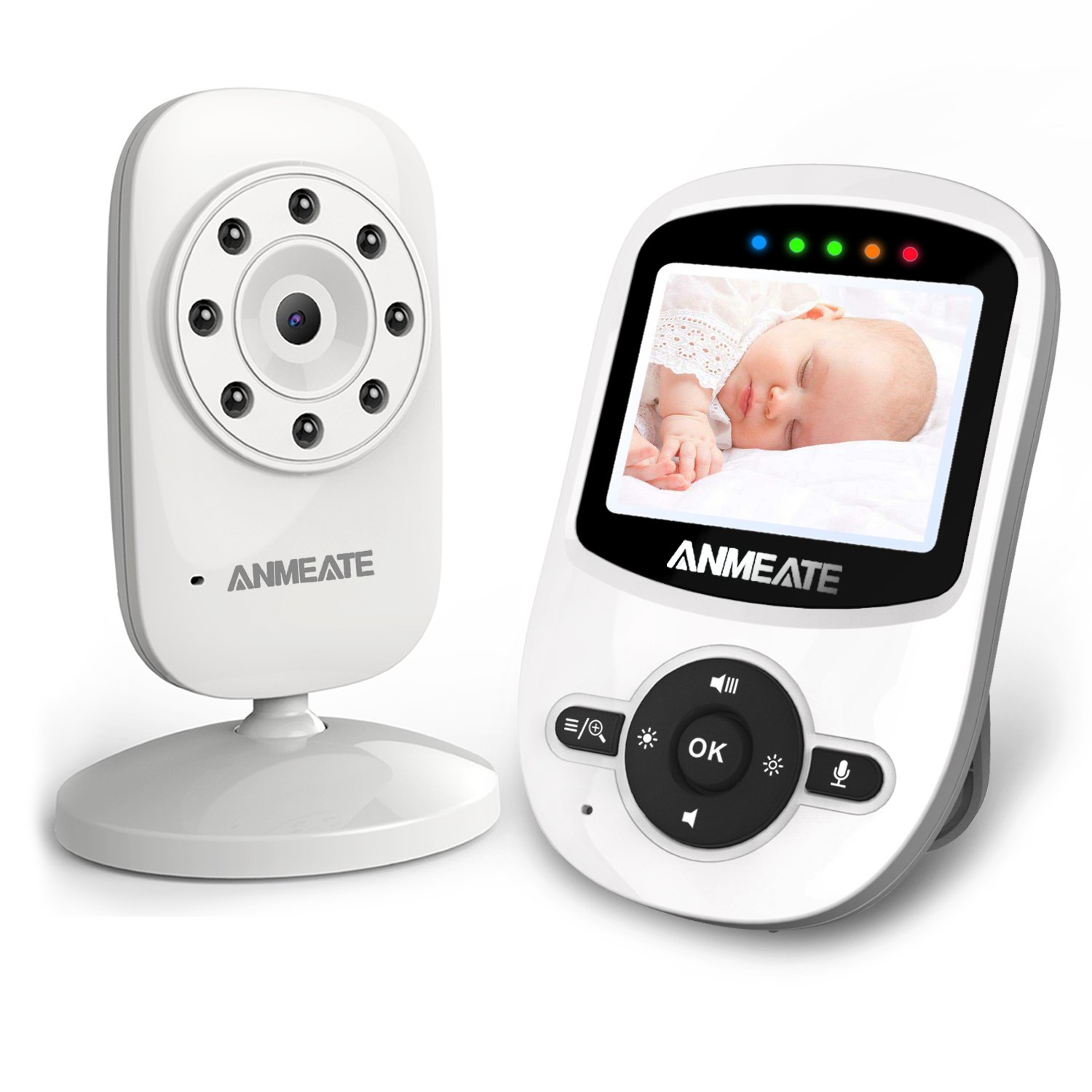 The 5 Best Long Range Baby Monitor: The Ultimate Buying Guide 2