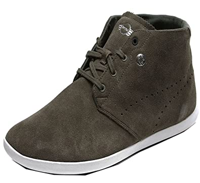 c761ccceebe Puma Official Mini Alwyn Mid Mens Casual Shoes Black  Amazon.co.uk  Shoes    Bags
