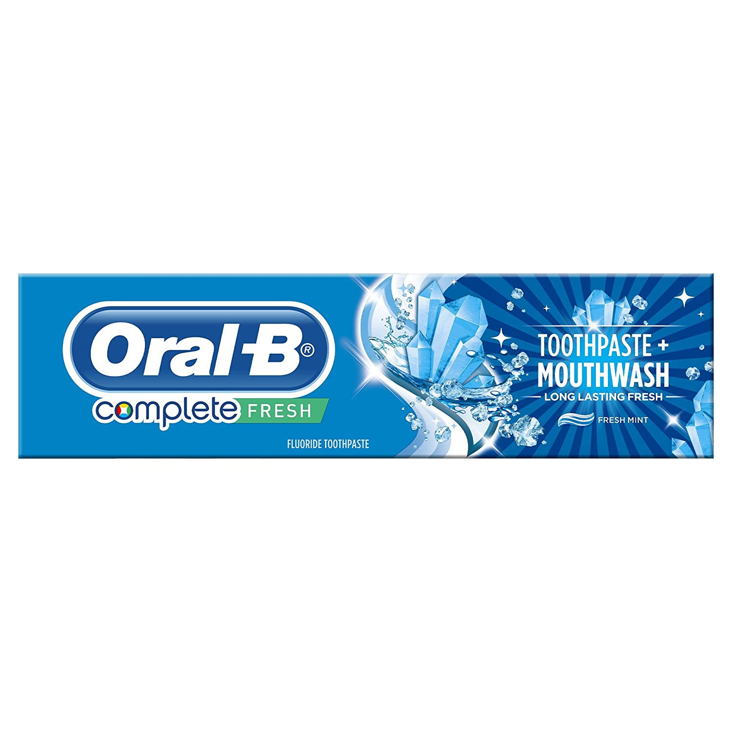 Oral-B Complete Fresh MouthWash Toothpaste, 100 ml