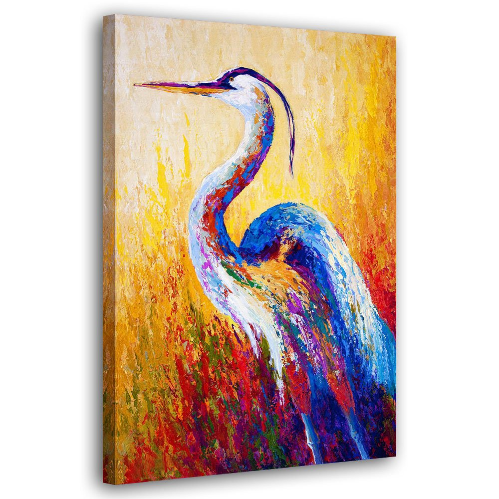 Amazon.com: Modern Canvas Wall Art for Home and Office Decoration ...