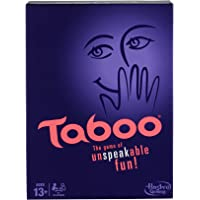 Hasbro Games Taboo Board Game