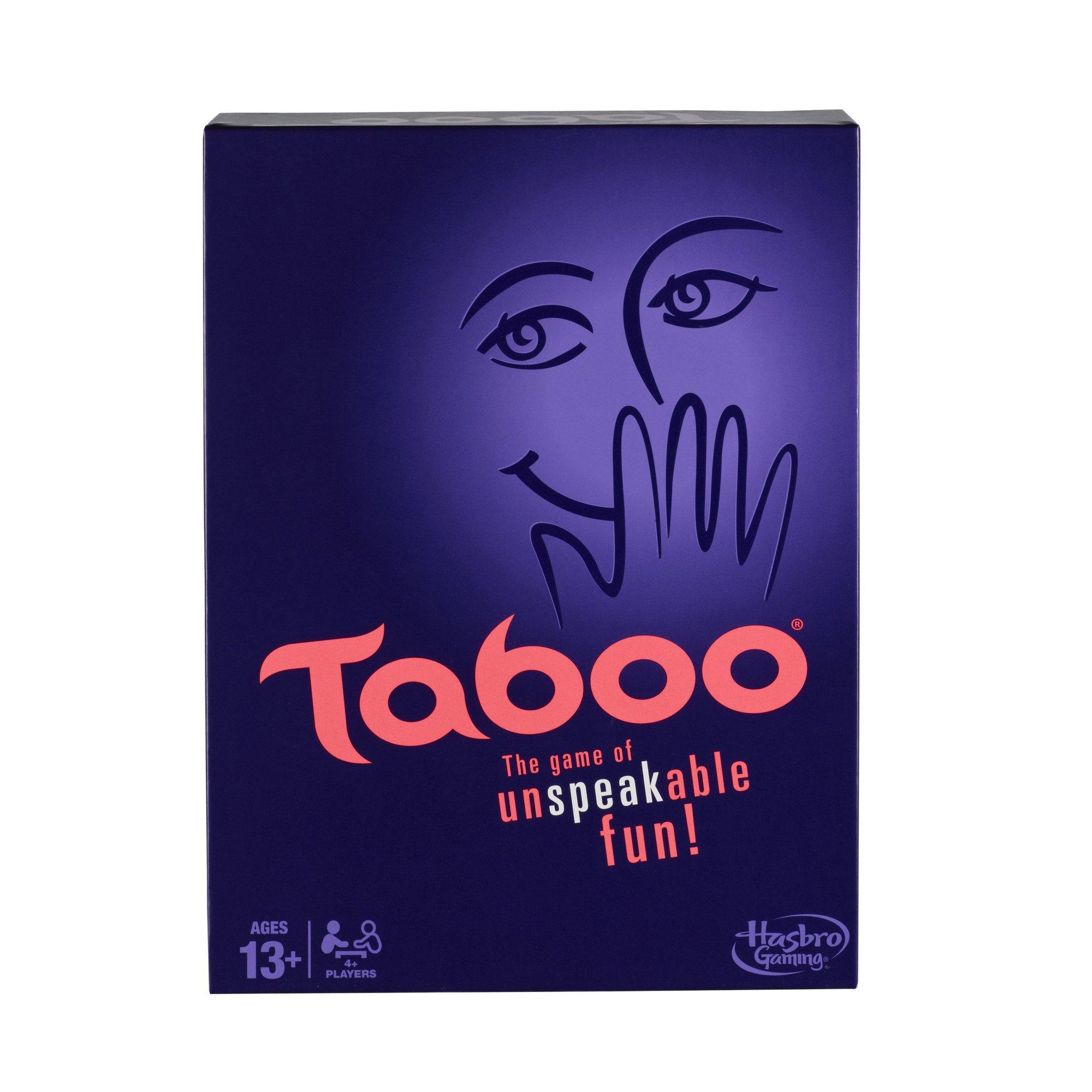 Hasbro Taboo Board Game