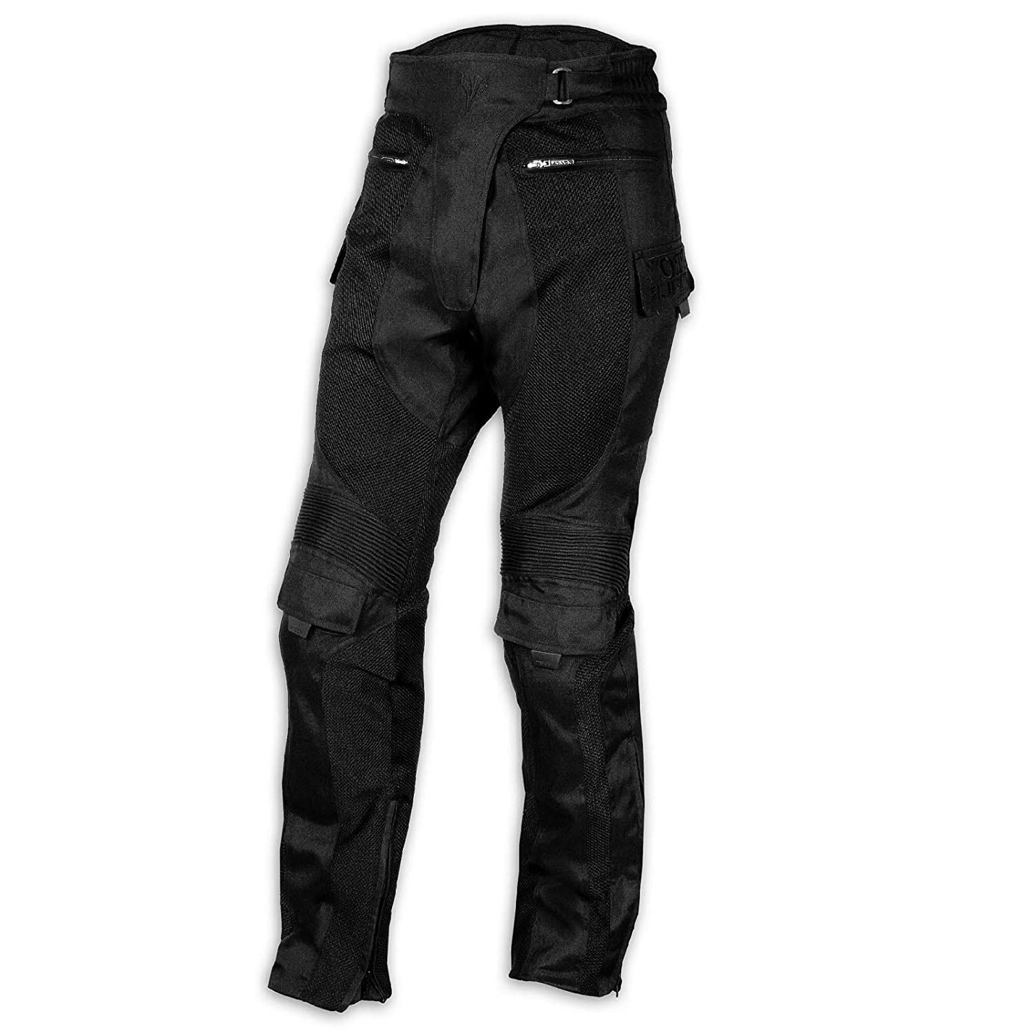 A-Pro CE Armored Motorcycle Motor Bike Waterproof Textile Mesh Lady Trousers Lady 30