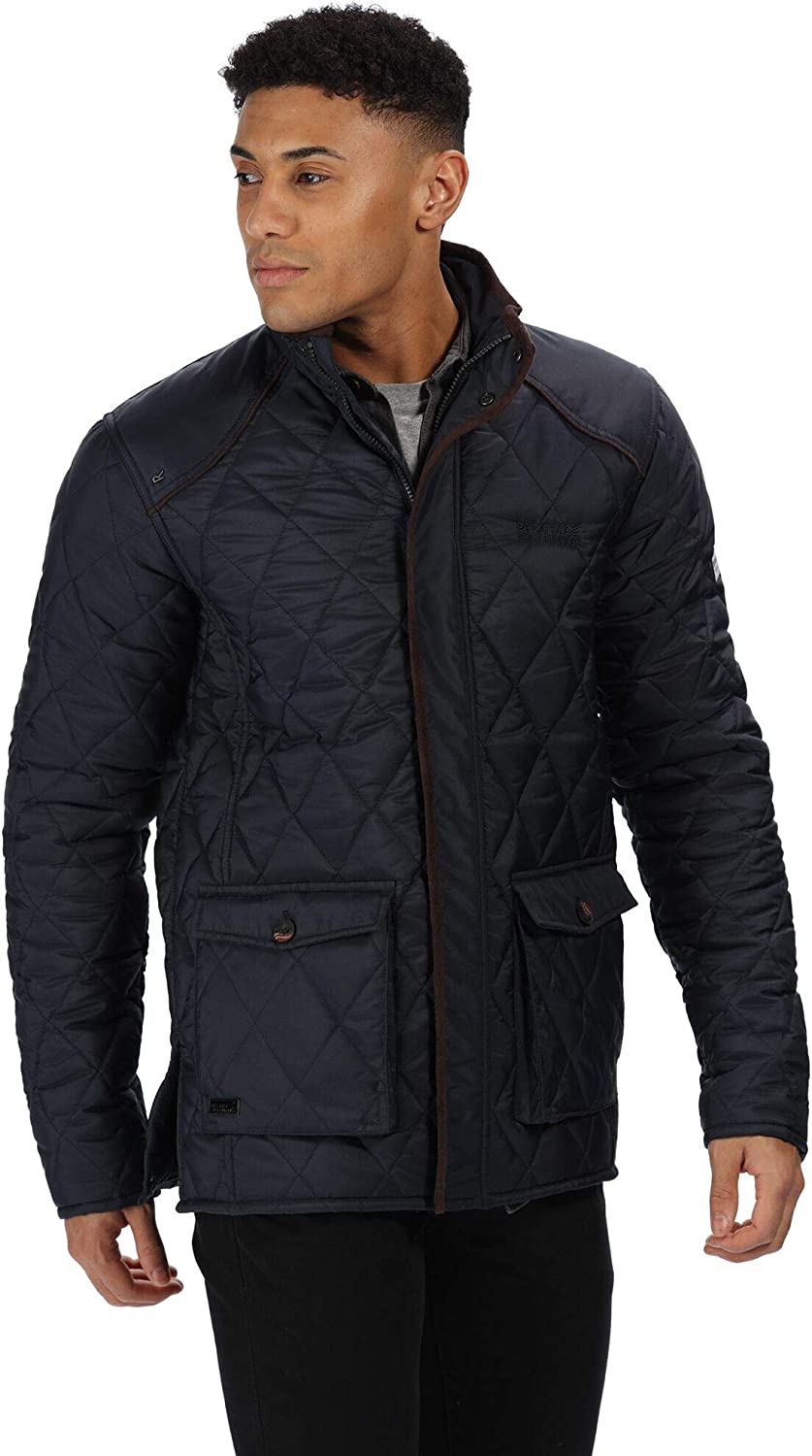 Regatta Lander Water Repellent Thermo-guard Insulated Equestrian-friendly Quilted Jacket - Chaquetas acolchadas Hombre
