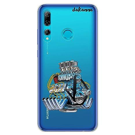 dakanna Funda Compatible con [Huawei P Smart Plus 2019] de ...