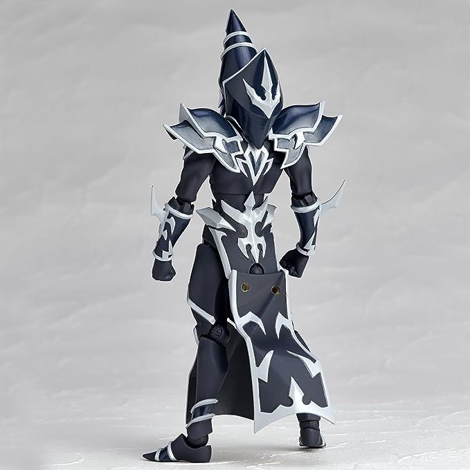 Union Creative Vulcanlog 010 Yu-Gi-Oh Revo Dark Magician Action Figure