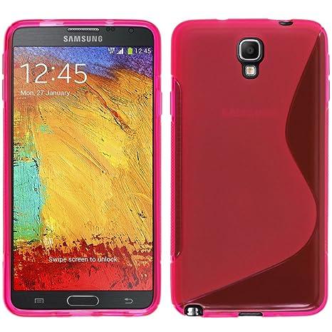 vcomp S Line TPU Silicona Funda Carcasa para Samsung Galaxy ...