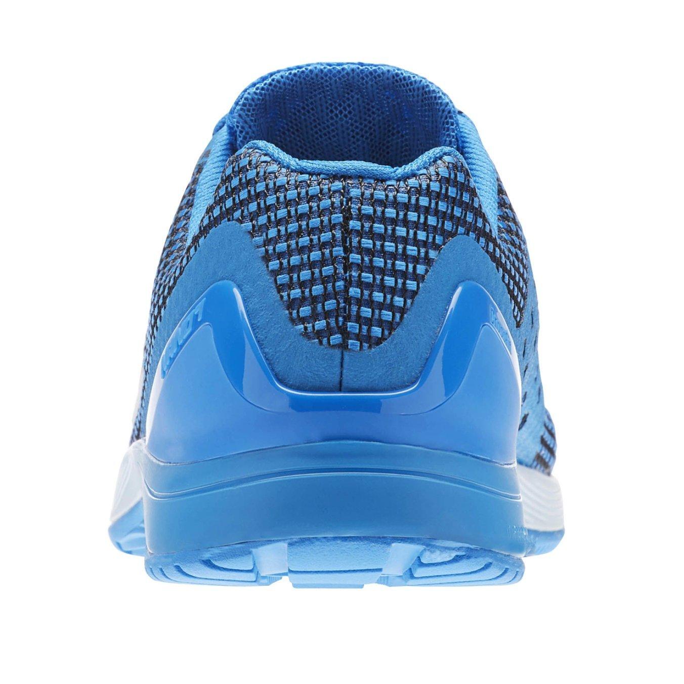 Reebok Women's B076C8GN83 Crossfit Nano 7.0 Track Shoe B076C8GN83 Women's 10 B(M) US|Blue/Black/Silver/White 27fd2a