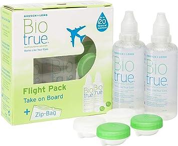 BAUSCH + LOMB - Biotrue® Solución Única - Kit viaje Pack 2 ...