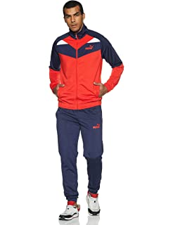 PUMA Rebel Cl, Tuta Sportiva Uomo, Nero (Cotton Black), L