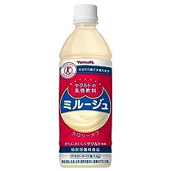 ヤクルトの乳性飲料 ミルージュ 500ml