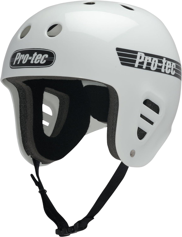 PRO-TEC(プロテック) CLASSIC FULL CUT(クラシックフルカット) ヘルメット ホワイト 【正規輸入品】  ホワイト XL(60-62cm)