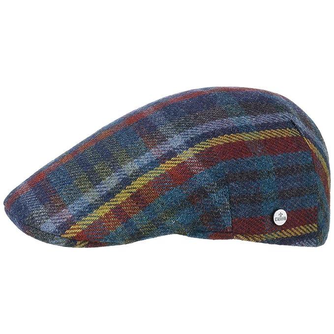 e0494cd934cf Lierys Gorra Sheatland Wool by Hombre | Made in Italy Gorro Ivy de ...
