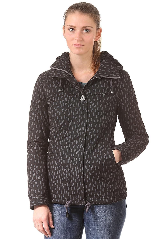 Ragwear Lynx Spot Jacket Womens Anthracite RFL 14J10 Jacke Winterjacke Damen