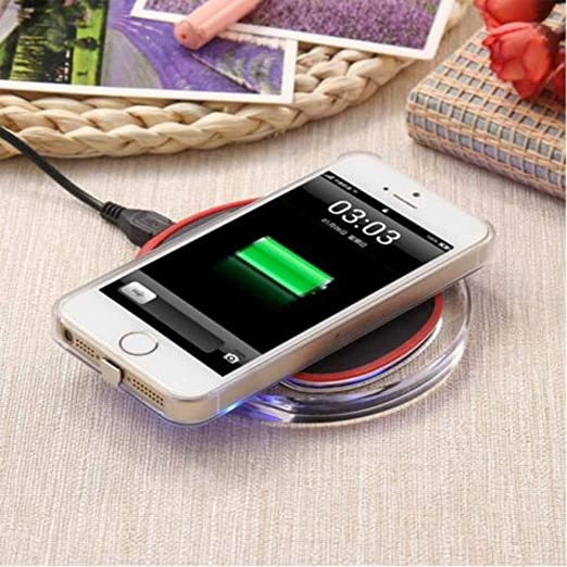Amazon.com: for iPhone 5 5S, WwWSuppliers Wireless Charger ...