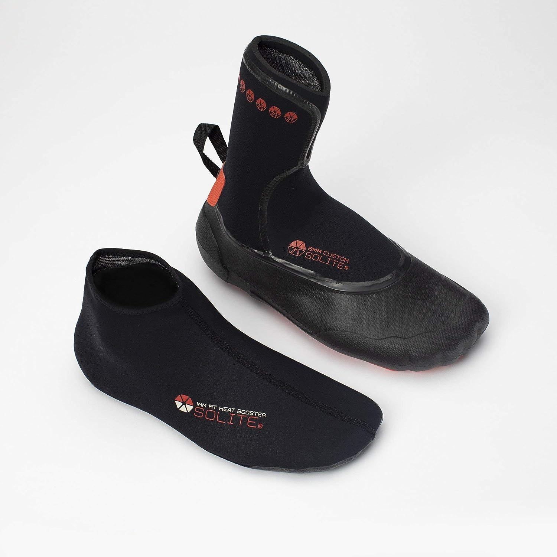 35/% di sconto Solite 6mm Custom Pro Boot-Grigio Nero//Arancio Nero-US Size: 8-12