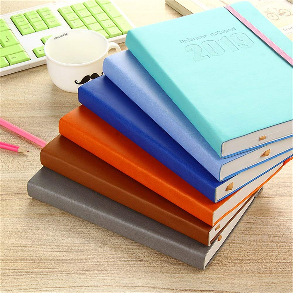 Amazon.com: Notebook Planner Utiles Escolares Books New Pure ...