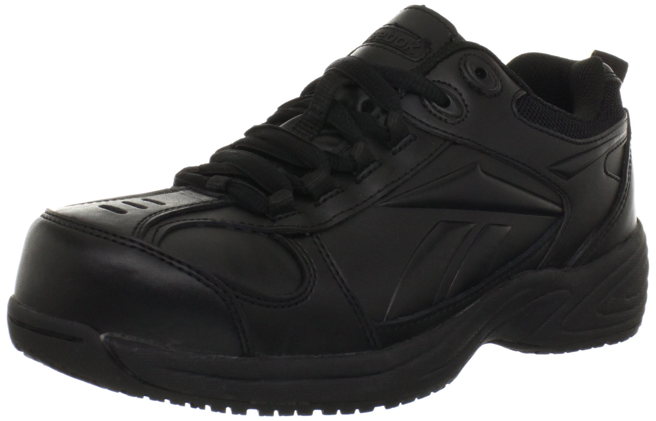 Reebok Work Women's Jorie RB186 Work Shoe,Black,9 M US